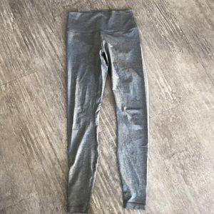 Lululemon Gray Align Leggings